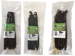 Place your order online Vanilla beans Grade A