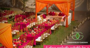 Wedding Lawn in Lucknow