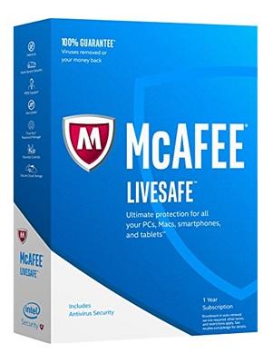 McAfee Livesafe – Fegon Group – 8445134111