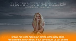 Swimming In The Stars Lyrics – Britney Spears