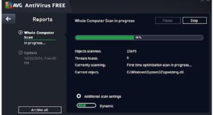 How To Update AVG Antivirus Free? AVG.Com/Retail