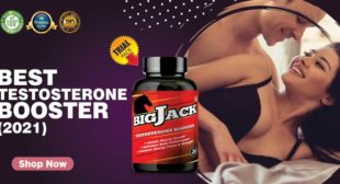 For Healthy Body And Mind Choose Testosterone Booster Capsules