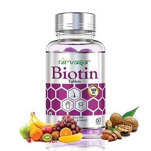 Choose Best Biotin Capsules To Manage Hair Fall Problems