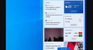 Microsoft to Introduce 'News and Weather' Widget to for Windows 10 – office.com/setup