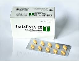 Tadalista 20mg Tablets Effective At Boosting Erections