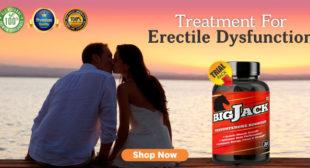 Safe Erectile Dysfunction Medicine- Bigjack
