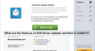 What are the Features of AVG Driver Updater and How to Install it?