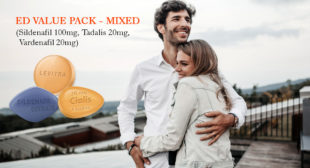 General information About Sildenafil Citrate Generic Ed Trial Pack-MP4