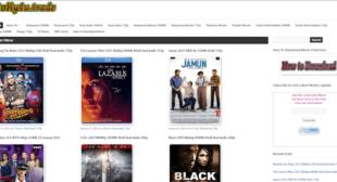 Bolly4u 2021 – Download Latest Bollywood Movies