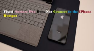 Fixed: Surface Pro Does Not Connect to the iPhone Hotspot – AOI Tech Solutions