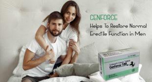 Cenforce 100mg Tablets Effective Against Poor Erections | Global Article Finder