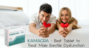 Kamagra 100mg Tablets Resolve Impotence Issue In Men