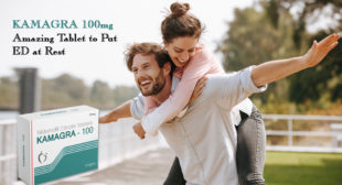 Kamagra 100mg Is Ideal for Most Men Suffering From ED | Global Article Finder