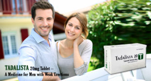 Tadalista 20 mg Tablets: A Generic Drug to Treat Impotency.pdf