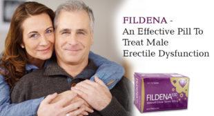 Fildena Is a Top-Selling Drug at HisKart