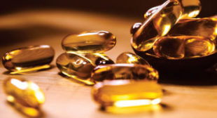 For Healthy Body And Mind Use Fish Oil Capsules