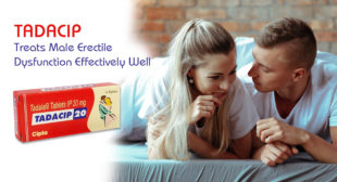 Buy Tadacip tablets at a popular online pharmacy