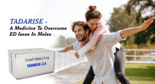 Buy Tadarise Tablets Safely and Discreetly From HisKart