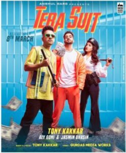 TERA SUIT LYRICS – TONY KAKKAR | LyricsDhoon