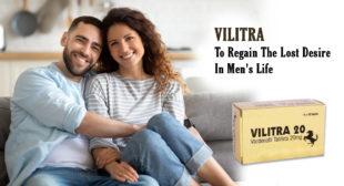 Buy Cost-effective Vilitra Pills Online at HisKart