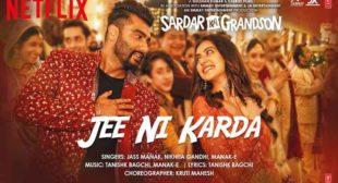जी नी करदा Jee Ni Karda Lyrics In Hindi – Sardar Ka Grandson @ Hindi Lyrics Translation