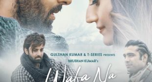 वफ़ा ना रास आई Wafa Na Raas Aayi Lyrics In Hindi (2021) – Jubin Nautiyal
