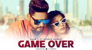 Game Over Lyrics – Sand V