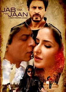 Saans Lyrics – Jab Tak Hai Jaan