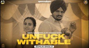 UNFUCKWITHABLE Ringtone Sidhu Moose Wala