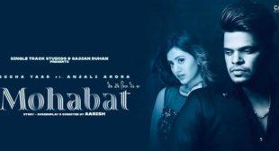 Mohabbat Lyrics – Sucha Yaar