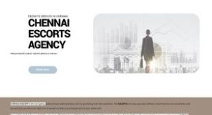 Independent Premium Female Escort/Call Girls Service Agency in Chennai