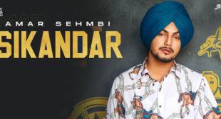 Sikandar Lyrics