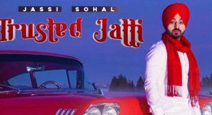 Trusted Jatti Lyrics – Jassi Sohal