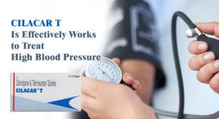 PharmaExpressRx Offers High Blood Pressure Drugs like Cilacar T
