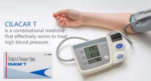Cilacar T Is the Hot Selling Hypertension Medicine on PharmaExpressRx