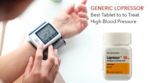 Buy Generic Lopressor Online From PharmaExpressRx and Get a Special Discount