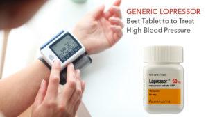 Get Generic Lopressor Pills Online at a Cheaper Price via PharmaExpressRx