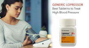 Visit PharmaExpressRx to Buy Generic Lopressor Online