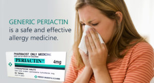 Generic Periactin Available In As Little As $0.81 Per Pill via PharmaExpressRx