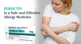 Generic Periactin Is the Best-Selling Allergy on PharmaExpressRx
