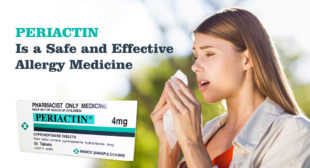 PharmaExpressRx Offers Free Pills on Buying Generic Periactin Online