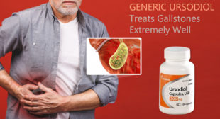 Generic Ursodiol Is the Best-Selling Gallstone Drug on PharmaExpressRx   | Core de Roma