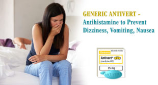 Get Generic Antivert pills at an affordable price