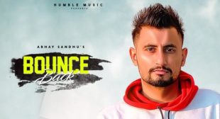 Bounce Back – Abhay Sandhu