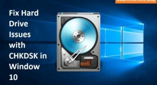 How To Resolve Hard Drive Issues with CHKDSK in Window? Office.com/setup