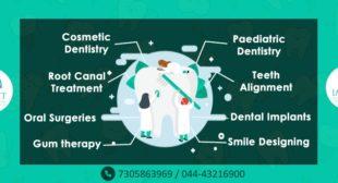 Why impact dental center is best Dental center in Chennai?