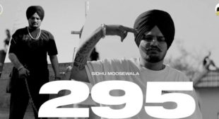 295 Lyrics – Sidhu Moose Wala