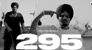 295 – Sidhu Moose Wala