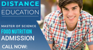 M.sc Food Nutrition Distance education Courses Admission Master of Science 2021