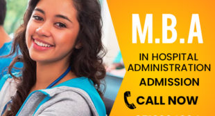 MBA in Hospital Administration Distance Learning Education Admission